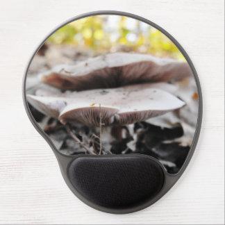 Tapis De Souris Gel Gel sauvage Mousepad de champignon