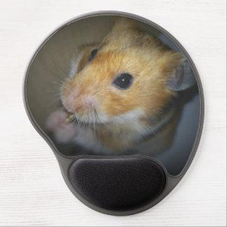 Tapis De Souris Gel Gel syrien Mousepad de hamster