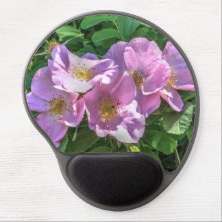 Tapis De Souris Gel Groupe rose sauvage