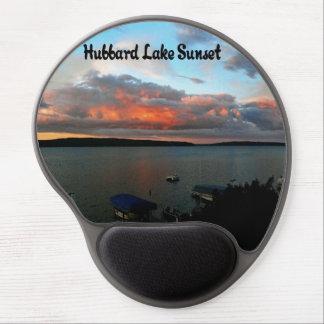 Tapis De Souris Gel Hubbard le lac Michigan