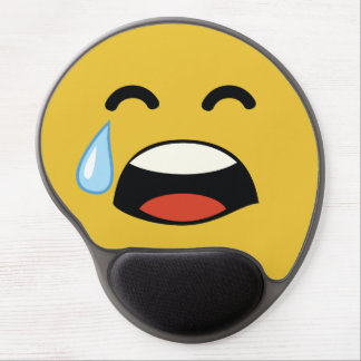Tapis De Souris Gel L'aww mignon ne pleurent pas emoji