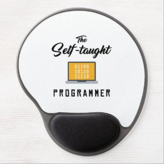 Tapis De Souris Gel Le gel autodidacte Mousepad de programmeur