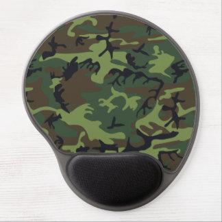 Tapis De Souris Gel Les militaires camouflent le motif, style de