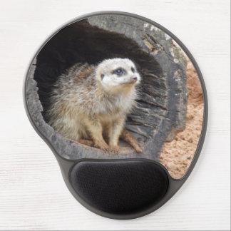 Tapis De Souris Gel Meerkat Mousepad