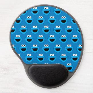 Tapis De Souris Gel Motif de sourire de monstre de biscuit
