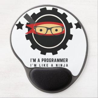 Tapis De Souris Gel mousepad de programmeur : je suis comme un ninja