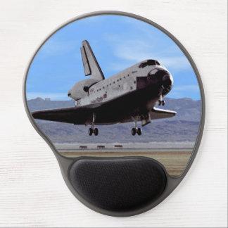 Tapis De Souris Gel Navette spatiale de la NASA l'Atlantide débarquant