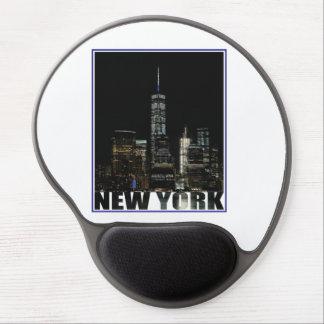 Tapis De Souris Gel New York New York