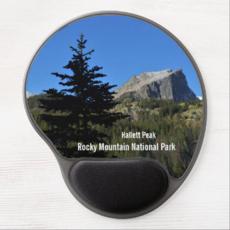 Tapis De Souris Gel Parc national maximal Mousepad de montagne