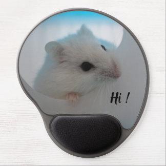 Tapis De Souris Gel Salut hamster