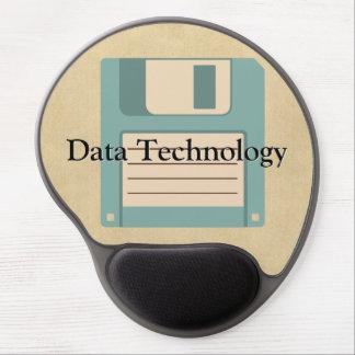 Tapis De Souris Gel Technologie vintage de stockage de données