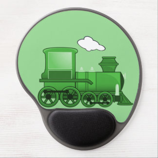 Tapis De Souris Gel Train de vapeur