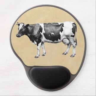 Tapis De Souris Gel Vache laitière