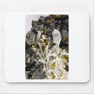 Tapis De Souris Gemology en cristal spirituel de roche de nouvel