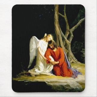 Tapis De Souris Gethsemane par Karl Bloch. Cadeau Mousepad de