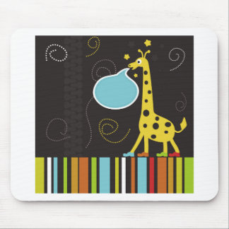 Tapis De Souris Giraffe2