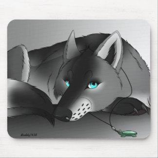 Tapis De Souris Gitan le loup
