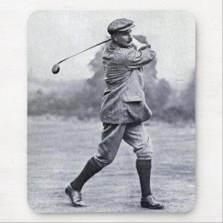 Tapis De Souris Golfeur vintage : Harry Vardon
