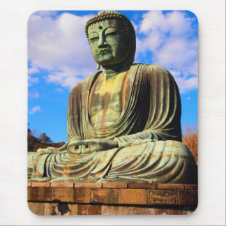 Tapis De Souris Grand Bouddha