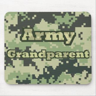 Tapis De Souris Grand-parent d'armée