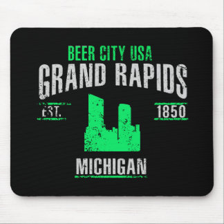 Tapis De Souris Grand Rapids
