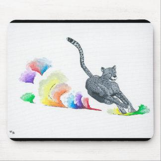 Tapis De Souris Guépard Mousepad