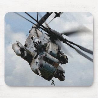 Tapis De Souris Hélicoptère militaire