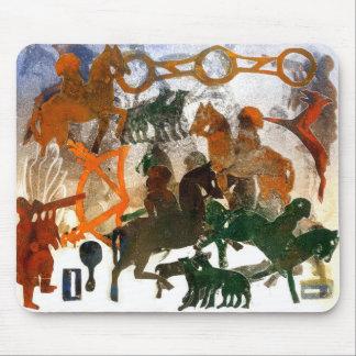 Tapis De Souris Héritage Pictish