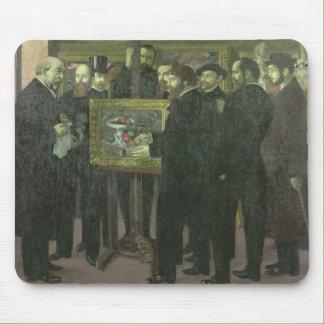 Tapis De Souris Hommage à Cezanne, 1900