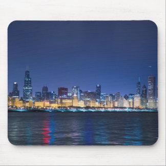 Tapis De Souris Horizon de Chicago