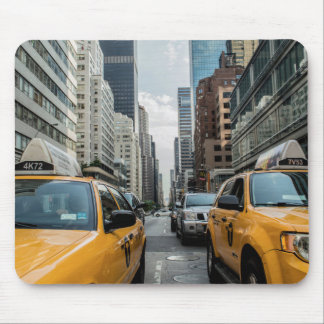 Tapis De Souris Horizon de taxi de New York