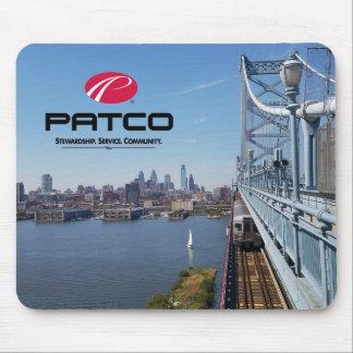 Tapis De Souris Horizon Mousepad de PATCO Philadelphie