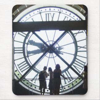 Tapis De Souris Horloge d'Orsay de Museé