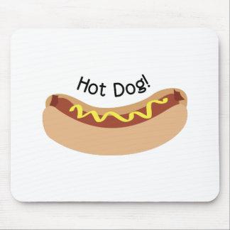 Tapis De Souris Hot-dog !