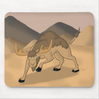 Tapis De Souris Hybride Camoose de chameau/orignaux
