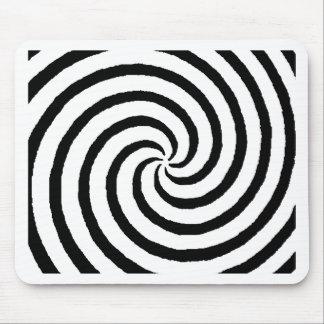 Tapis De Souris Hypnotisez les cadeaux de Zazzle de MUSÉE