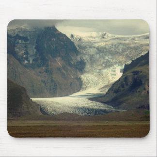 Tapis De Souris Iceland Glacier Mouse le sentier