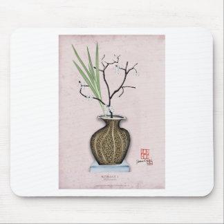 Tapis De Souris Ikebana 1 par les fernandes élégants