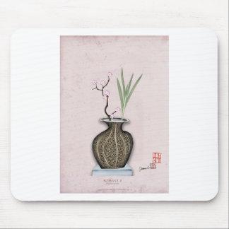 Tapis De Souris Ikebana 2 par les fernandes élégants
