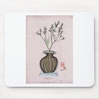Tapis De Souris Ikebana 4 par les fernandes élégants