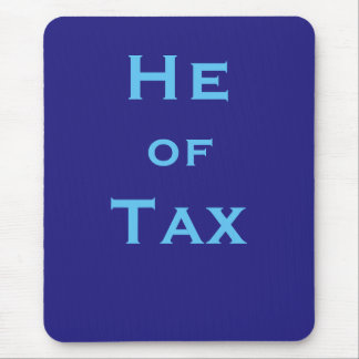 Tapis De Souris Il du spécialiste en déclaration d'impôt masculin