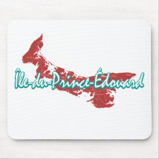 Tapis De Souris Île Prince Edouard