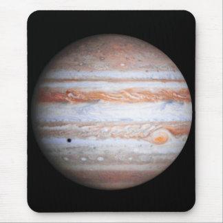 Tapis De Souris Image AUGMENTÉE de la NASA de flyby de Jupiter