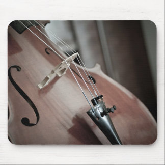 Tapis De Souris Instrument ficelé de musique classique de