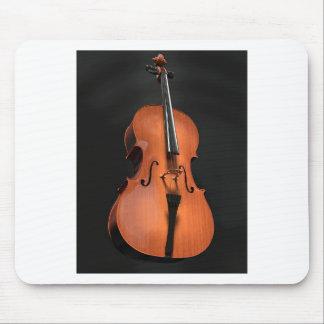 Tapis De Souris Instrument ficelé par ficelles en bois