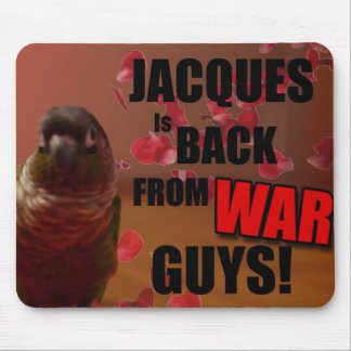 Tapis De Souris Jacques est de retour