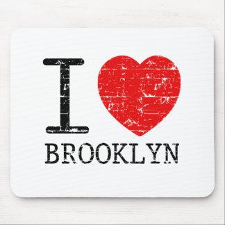 Tapis De Souris J'aime Brooklyn