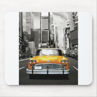 Tapis De Souris J'aime NYC - taxi de New York