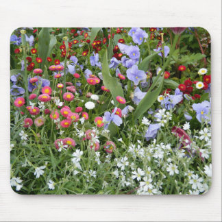 Tapis De Souris Jardin anglais Mousepad de pays