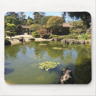 Tapis De Souris Jardin japonais Mousepad de San Mateo